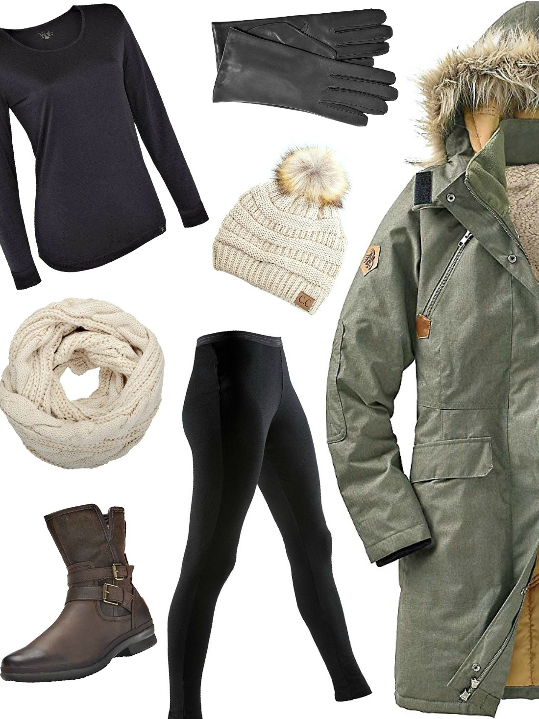 Are you ready to tackle the cold winter weather? Step up your gear game with these winter fashion essentials!