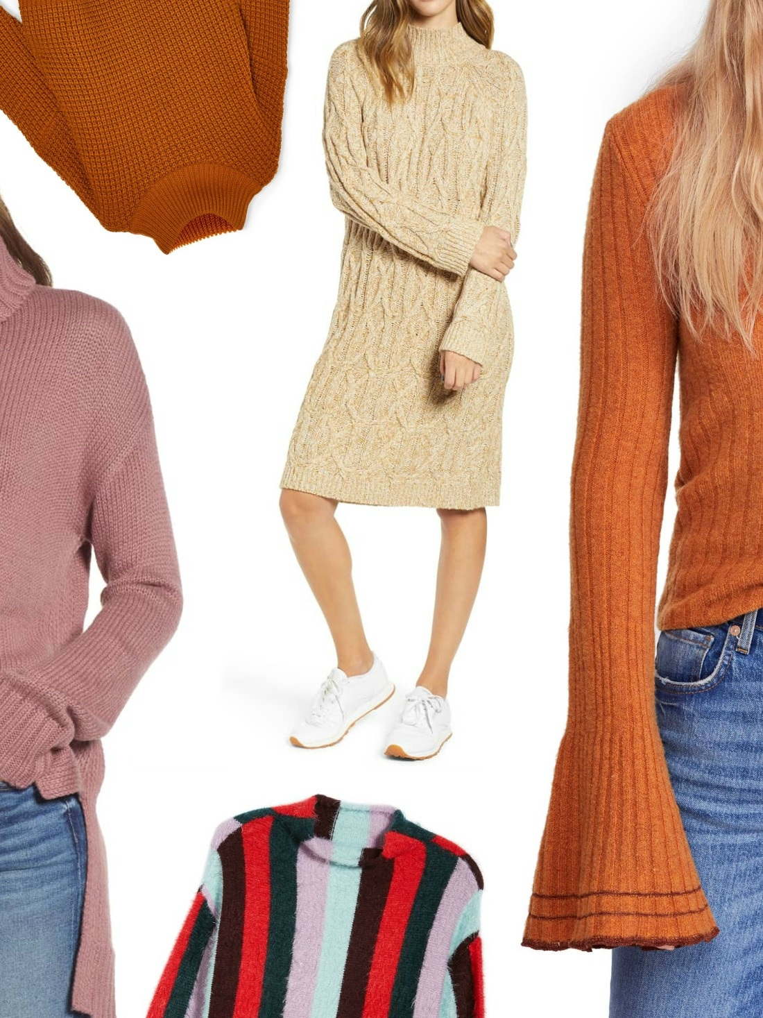 Do you want to look uniquely warm and comfy this season? Here are 10 styles of cozy sweaters for women to add to your fall and winter wardrobe. Take a look!