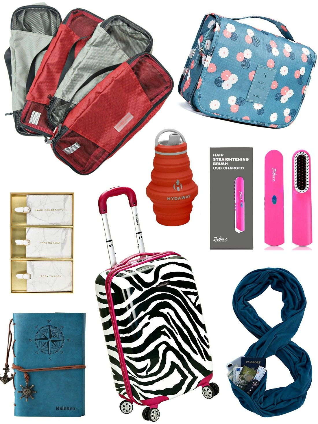 Looking for the best travel gifts for her? Check out these items that she would actually be excited to pack for her next adventure!