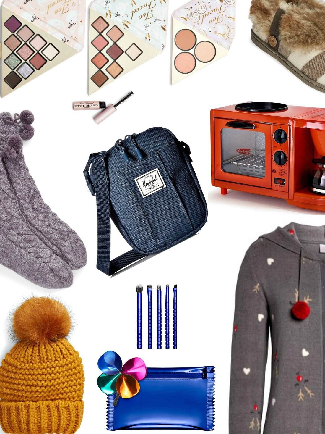 When it comes to buying on a budget, less can definitely mean more.  Get the most bang for your buck with these cool ideas for gifts under $50 for her!
