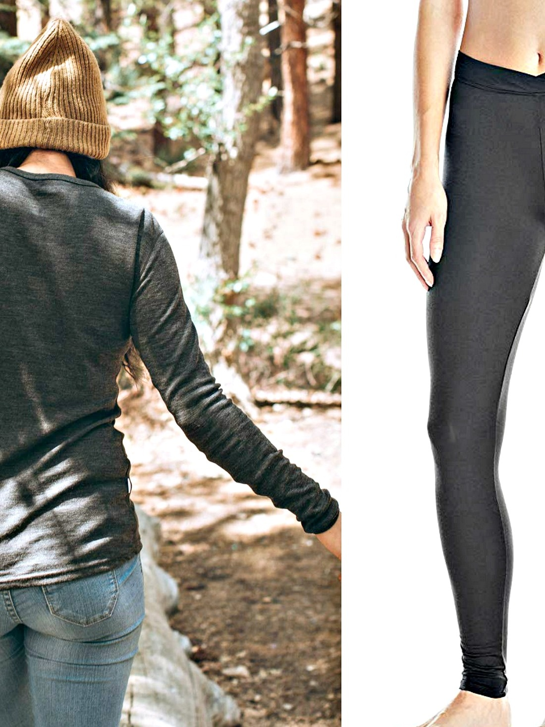 Wondering how to stay stylish withouth looking all layered up? Try using one of these best thermal underwear for women - they will definitely do the trick!