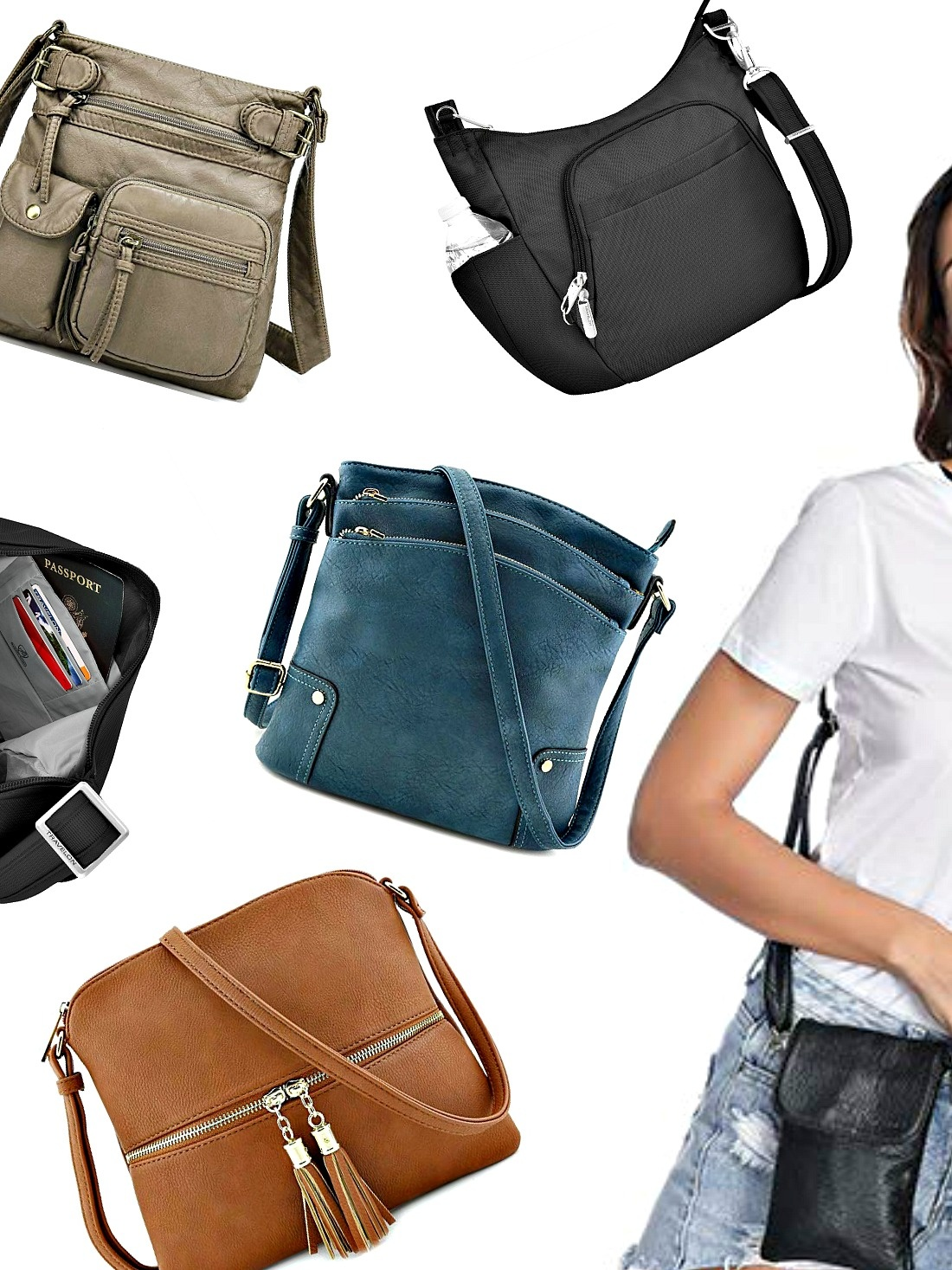 Still looking for the best crossbody bags for women? Here are some of the most popular styles for you to consider!