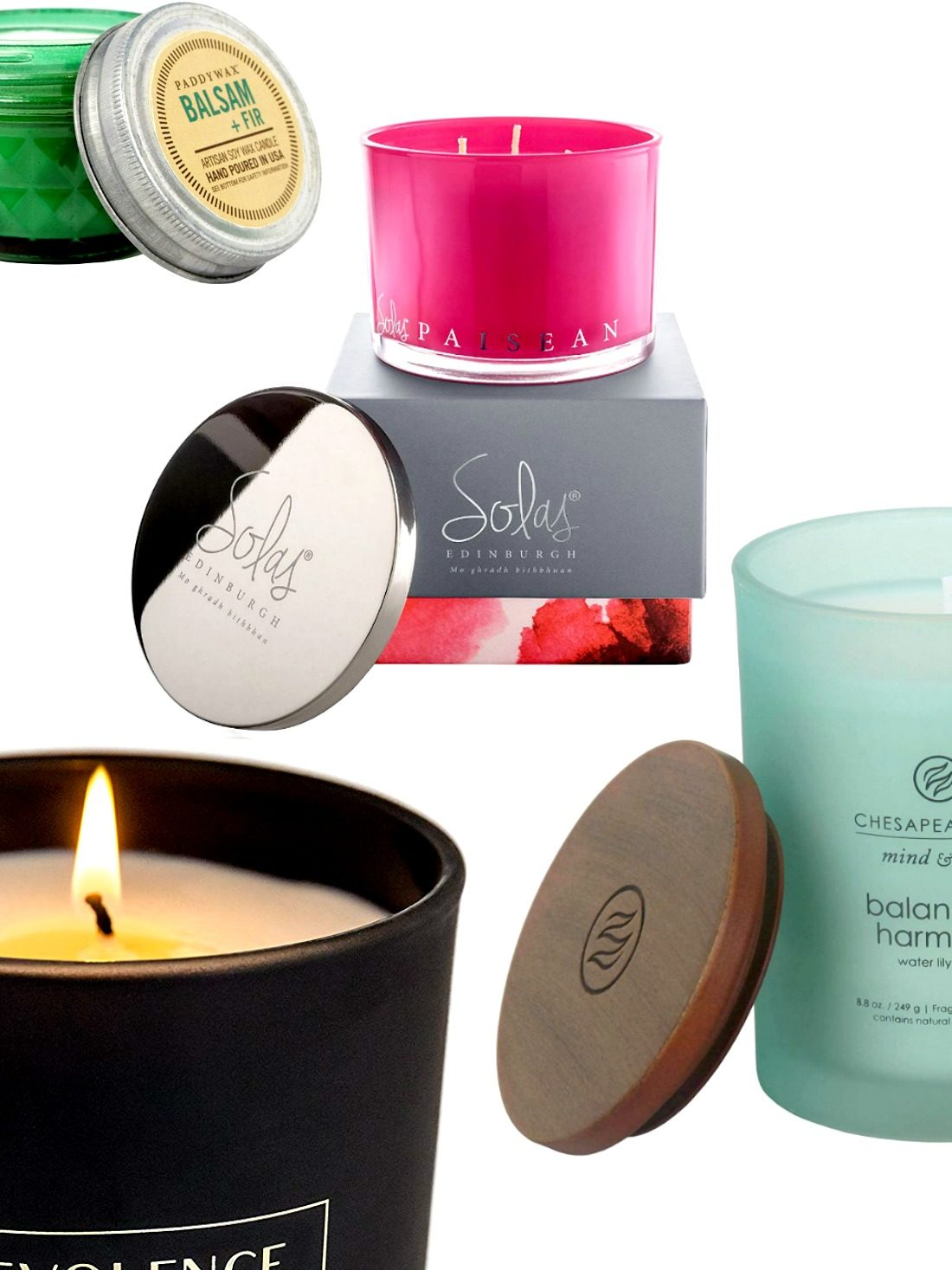 Not feeling like your usual self, is your recent candle gone hay-wire or hating winter at the moment? We've got 10 best scented candles that will have you sorted in no time!