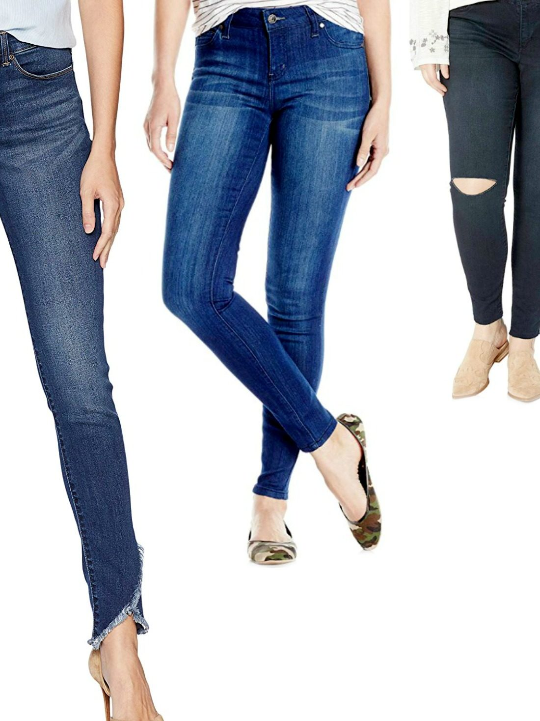Distressed because your skinnies aren't working for you? Fret not! We are here to peel the seal with our list of the best skinny jeans for women that you won't get ENOUGH OFF!