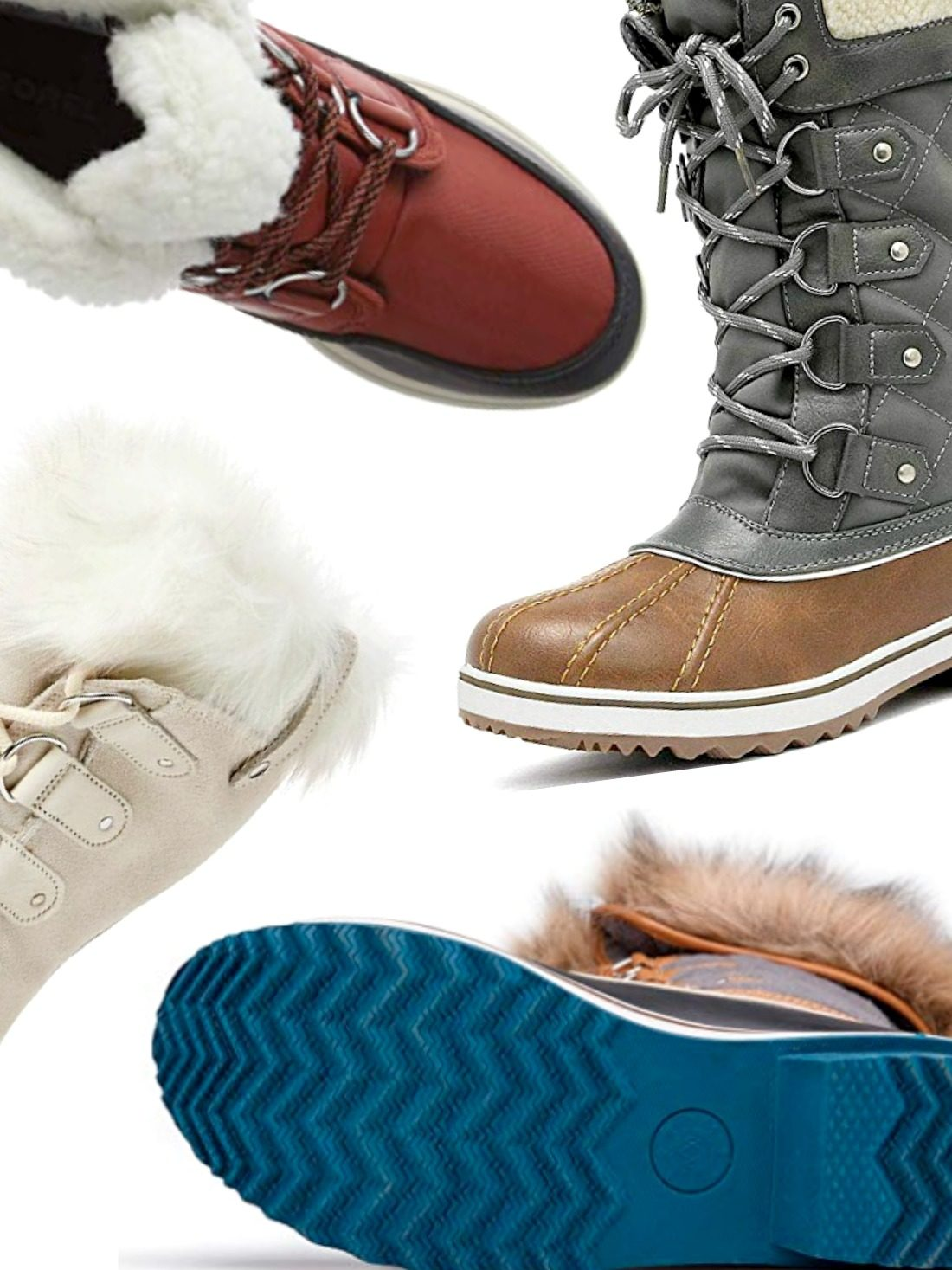 Afraid of cold feet? We get you, Girl! And we have just the armor to save you from turning into a jittery mess, give our best womens snow boots with fur list a look!