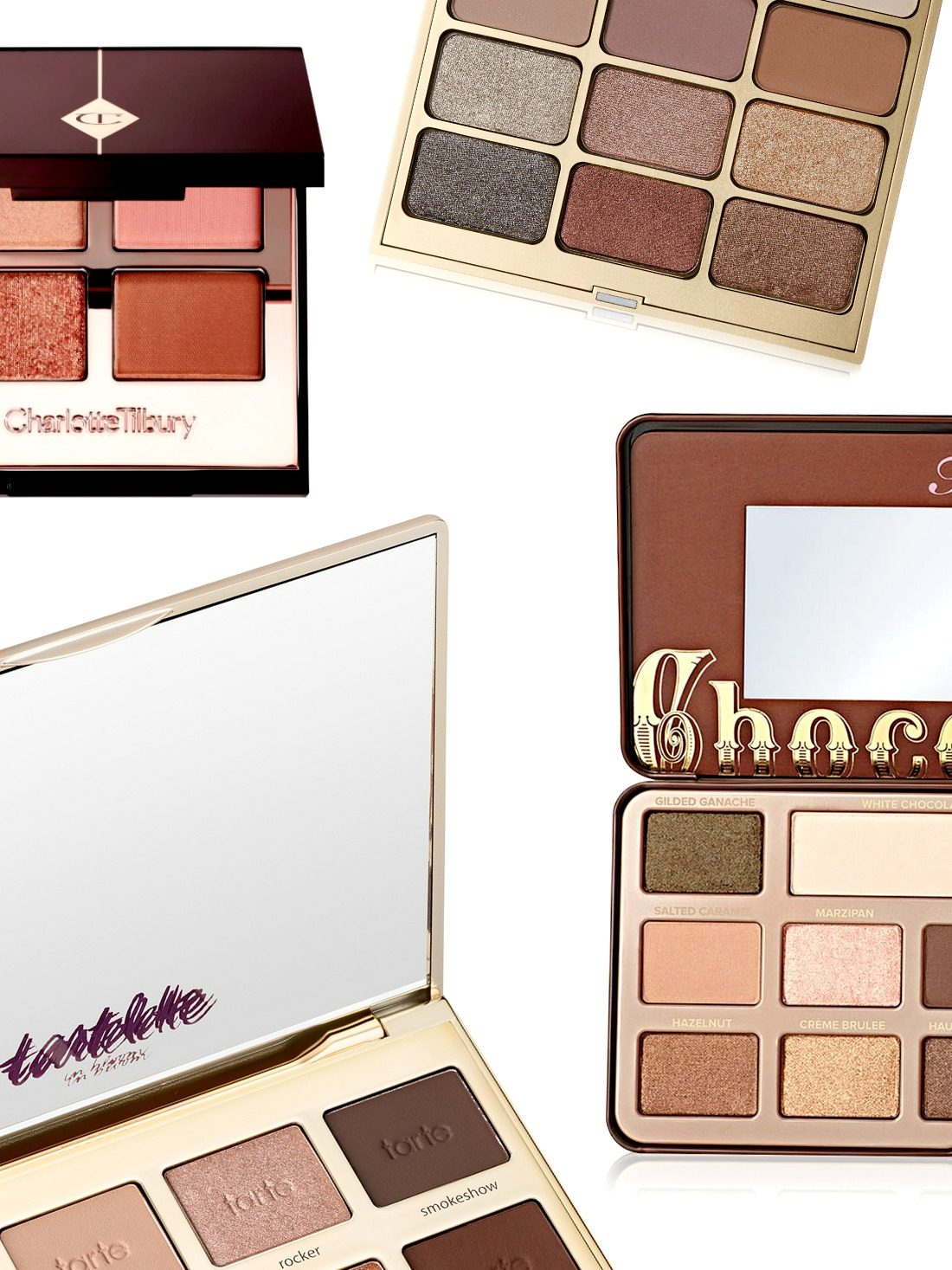 Best Neutral Eyeshadow Palettes From Cool Toned To Warm And