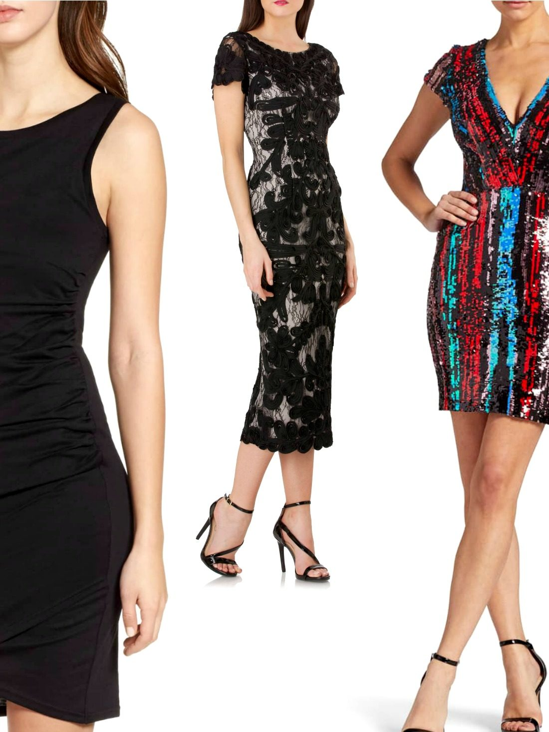 Never miss a party with our list of the best party dresses for women. They're strong and sexy for every occasion. From work to cocktails, we've got you covered.