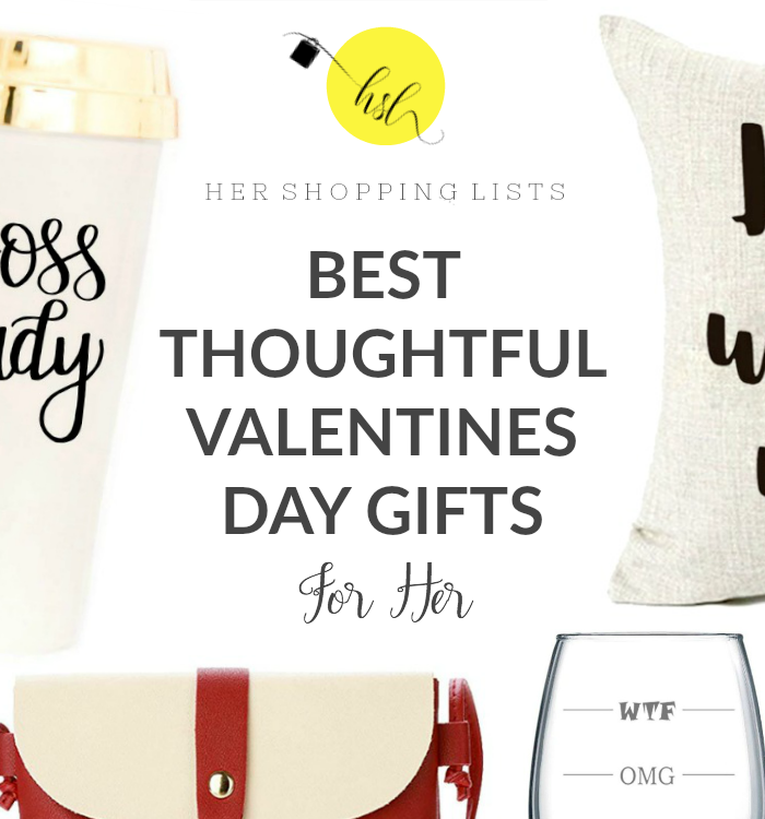 6569605ab Best Thoughtful Valentines Day Gifts For Her