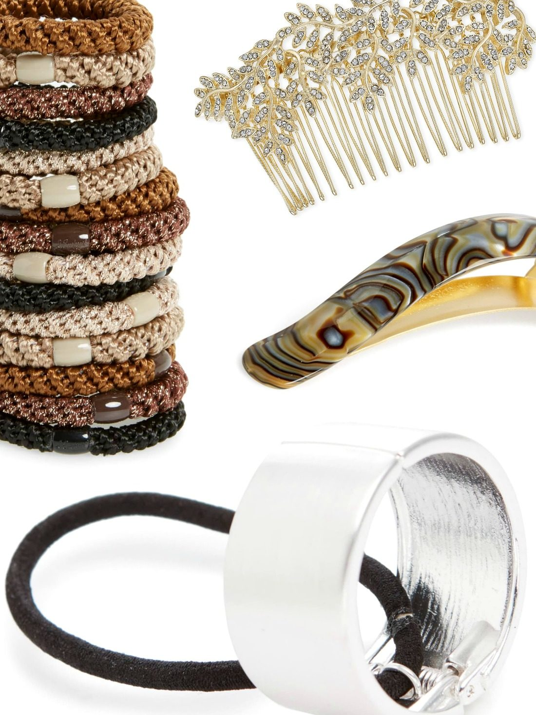 You're so wrong if you think that hair accessories don't do much or maybe you haven't tried the right ones? Check out our 15 best hair accessories trending this Spring and get your socks blown off!