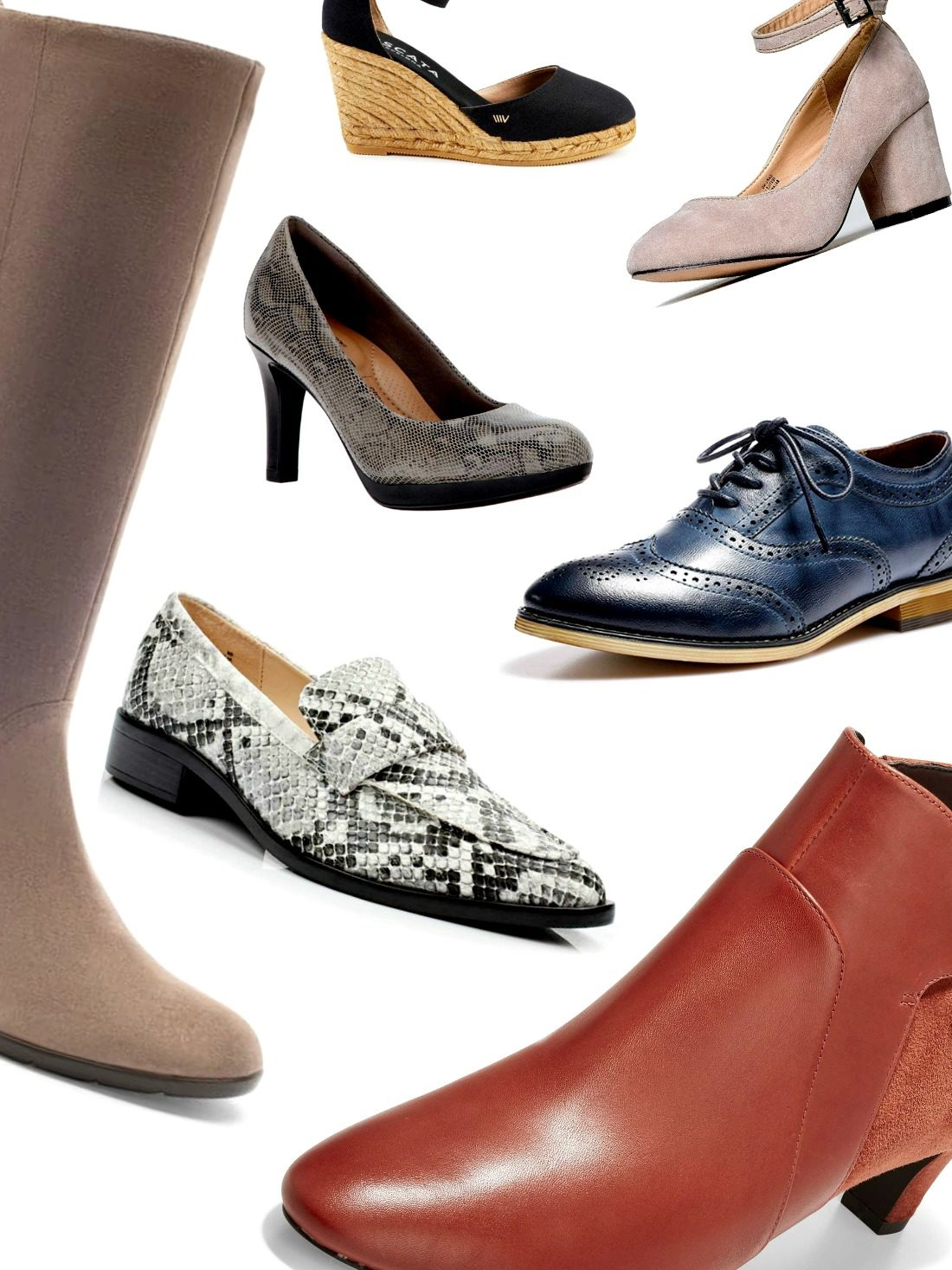 Unlike heels that make you squeal, there are comfortable office shoes for women available, to take on work and everything involved with, determination, style, and a touch of your personality. Check out what those are!
