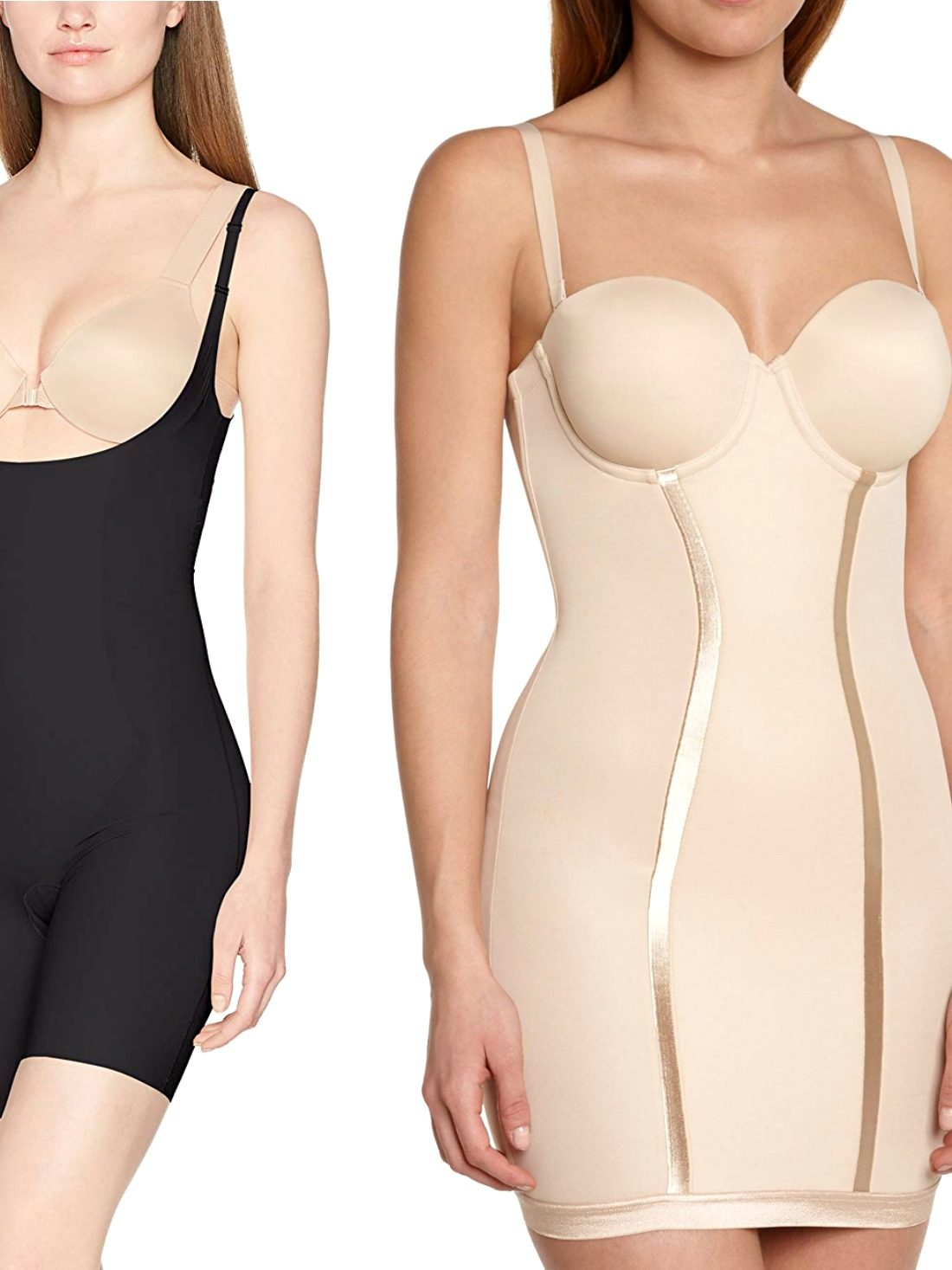 Our choices for the best body shaper for women are ranked by real women. They bid you flatness and fullness all in the right places. Read on to learn more about these options!