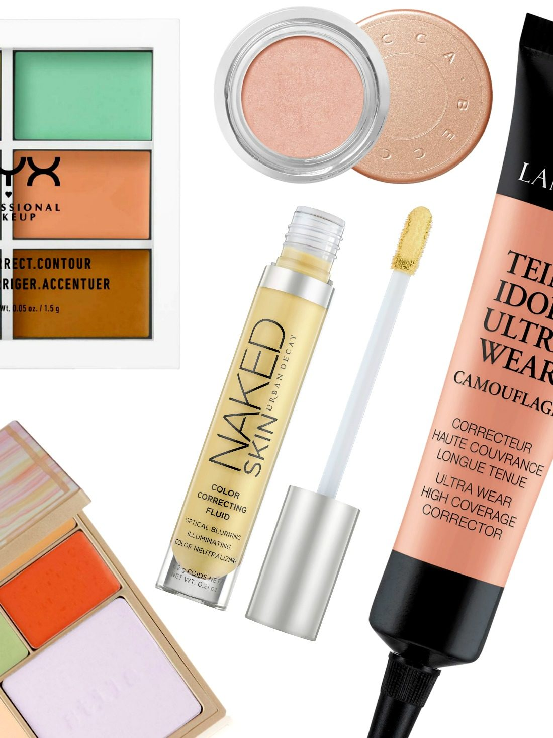 "Everybody knows waking up in the morning seems such a drag, not so much tho if you have the perfect face to brag! Indulge in our list of the best color corrector makeup products for a ""flawless"" appearance!"""