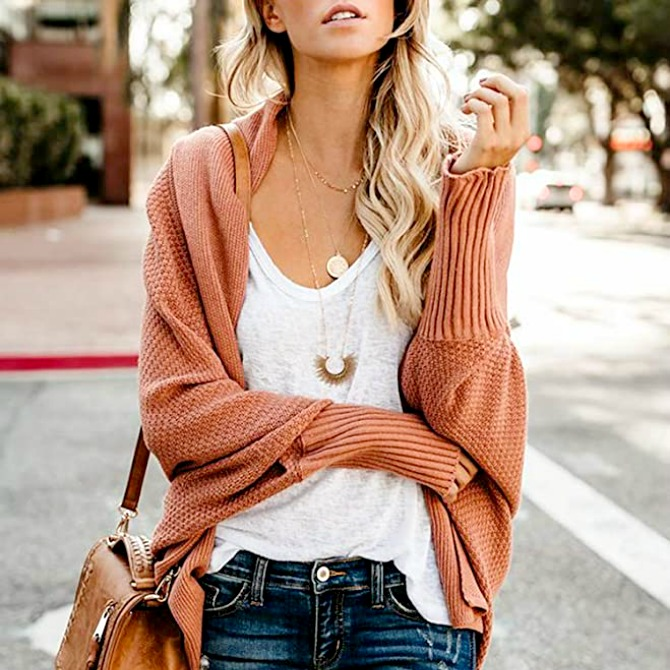 These are the best boyfriend cardigans for women, according to reviewers. They're not plain vanilla - they're plain awesome to update your look this fall!