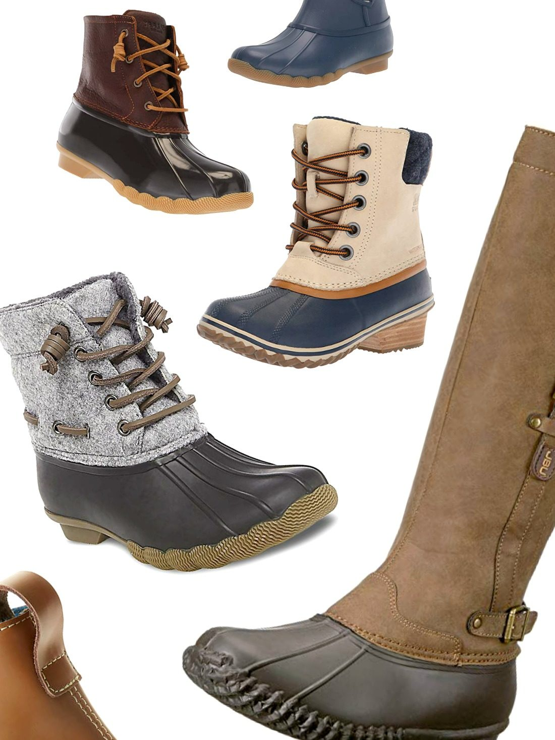 You're only a click away from our best duck boots women love to wear. See for yourself what reviewers have to say about these flattering picks!