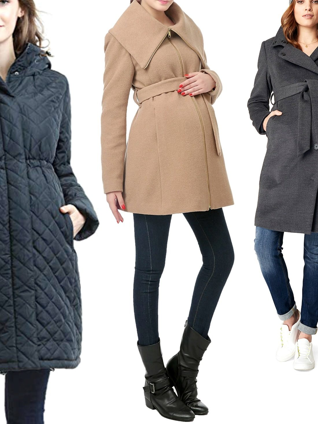 Best materials, super-warming, cute and stylish. These best maternity coats for Winter are all of these things and more! Click through to find out more!