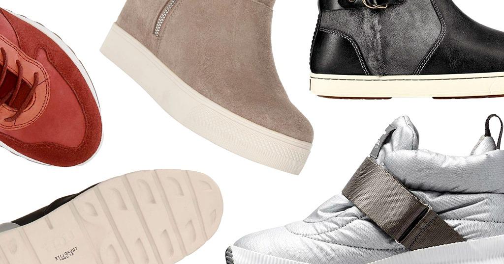 The Best Winter Sneakers Women Keep On