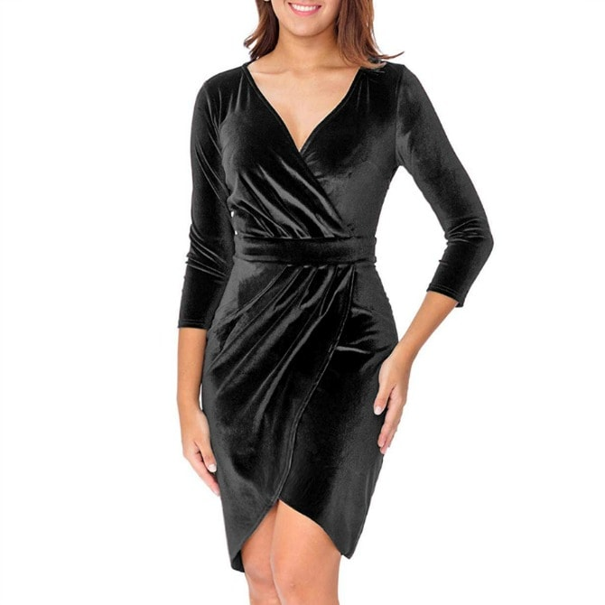 best-long-sleeve-bodycon-dress