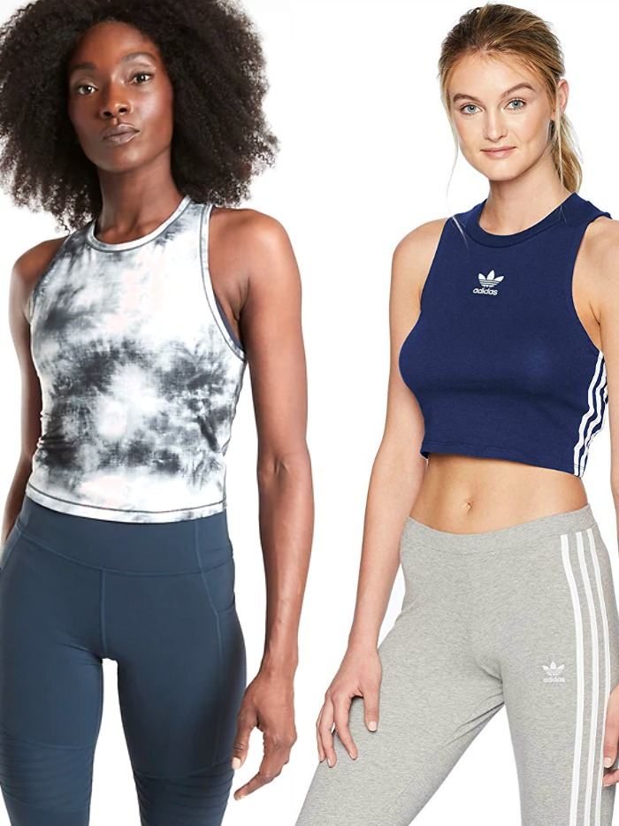 Quick-drying, moisture-wicking, or strappy detailing, we have compiled everything in this list of best crop workout tops. Nothing can stop you from nailing your fitness resolutions!