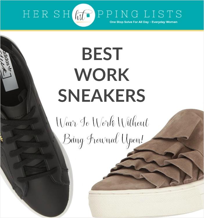 best-work-sneakers