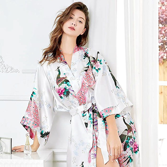 Staying and working at home has never felt fancier without these best kimono robe for women. We've even included picks you can dress up and wear out. Check them out!