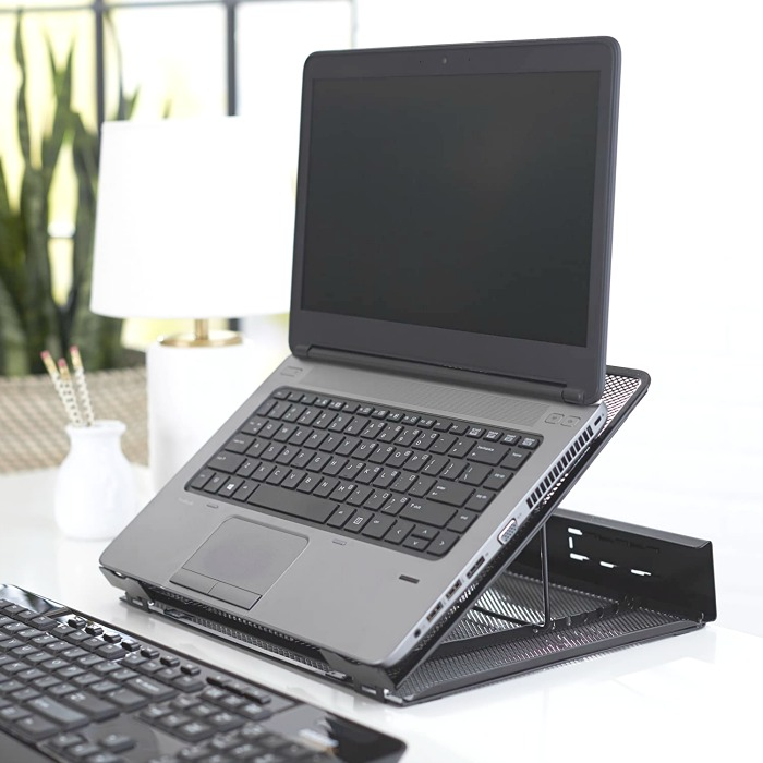 No need to compromise on your health with a poorly set-up workstation! Make your pick from our list of best portable laptop stand and ease the possible health risks away.