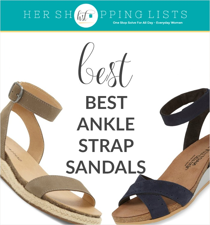 best-ankle-strap-sandal