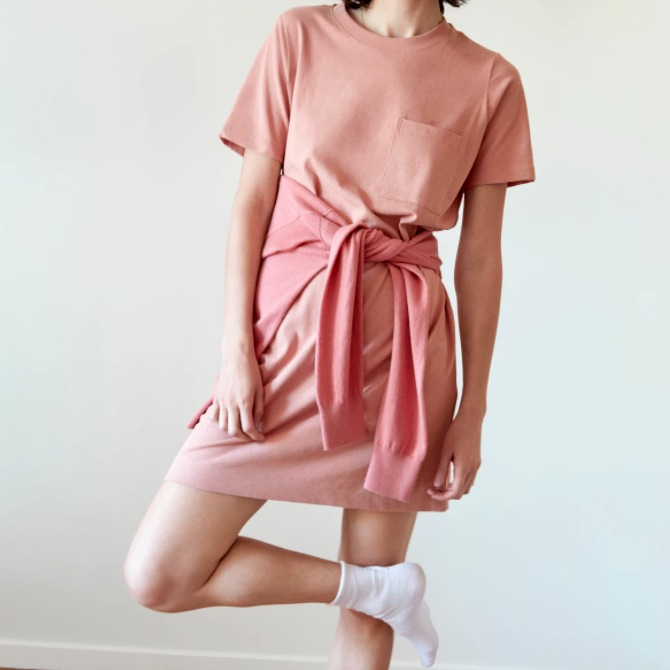Do you need pockets, sexy side slits, v-neck, or a vintage t-shirt pocket? We got you. Here are options for the best womens t shirt dress!